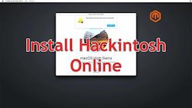 Install Hackintosh Via Online Seperti Mac Asli