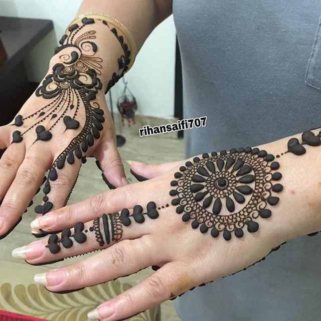 Mehndi Design |The Design of Mehndi