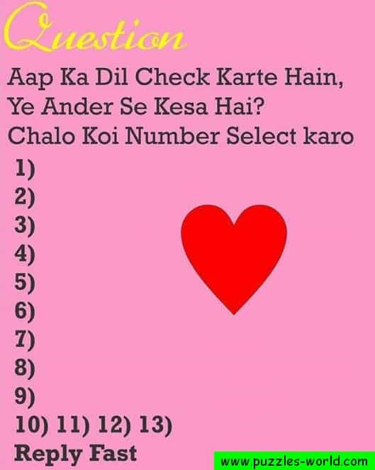 Number Select Dil Check Game