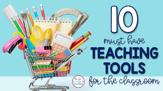 My favorite 10 resources I use in my classroom