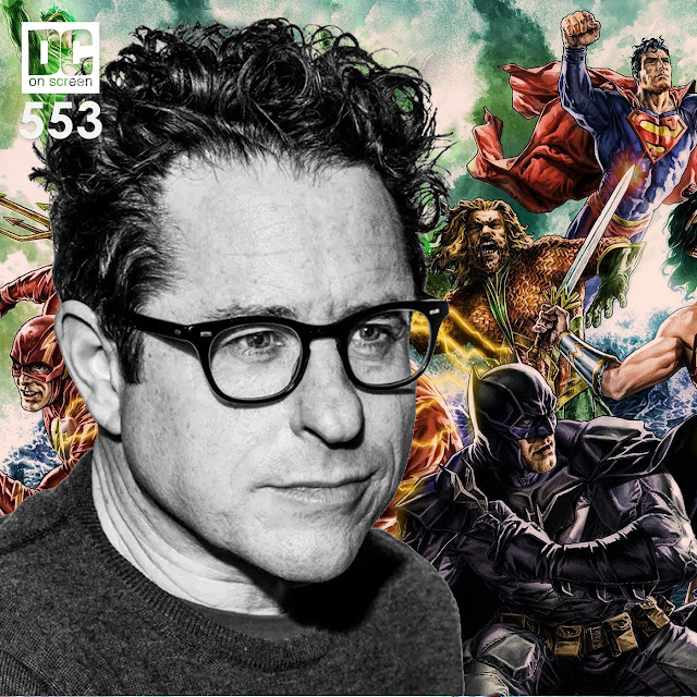 J.J. Abrams and the Justice League by Lee Bermejo