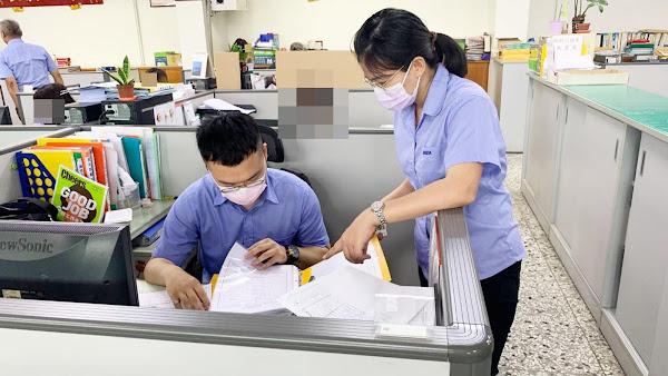 員林就業中心運用青年就業旗艦計畫 先僱後訓挺青年進職場