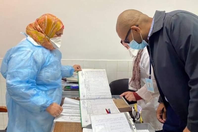 نص التقرير الذي نشره موقع منظمة الصحة العالمية عن مصر، بعد اختتام بعثة الدعم التقني لمهمتها في مصر:
