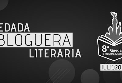 Mi primer Quedada Bloggera Literaria