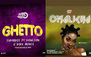 (Song) Denilson Releases Two New Songs, 'Omalicha' and 'Ghetto'