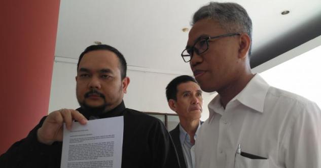 Buni Yani Kirim Surat Terbuka kepada Presiden Jokowi