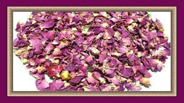 استخدامات زر الورد