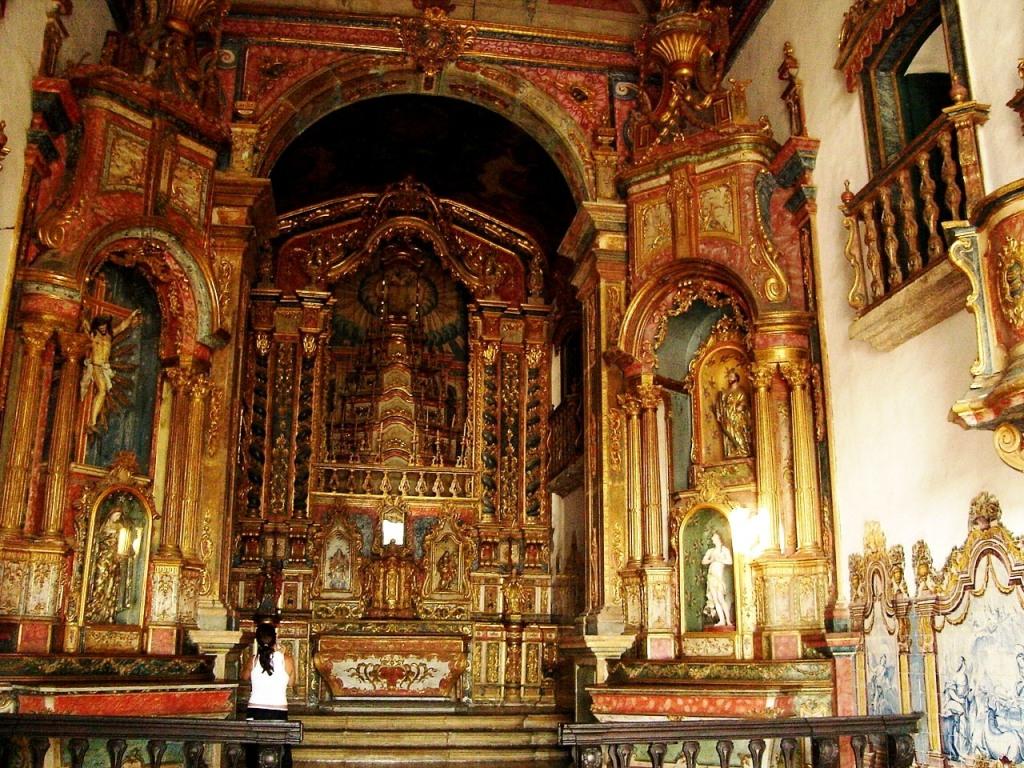 Igreja-Barroca-Ouro-Preto
