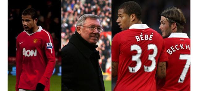 Kisah Bebe, dari Sepakbola Jalanan, menjadi Pembelian Teraneh Sir Alex Ferguson