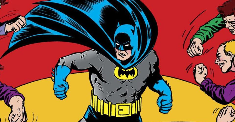 DOSSIÊ ESPECIAL: A REAL MOTIVAÇÃO PARA BRUCE WAYNE ASSUMIR A IDENTIDADE DE BATMAN!!!