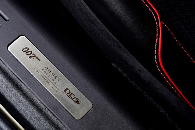 アストンマーティン・DBSスーパーレッジェーラ・OHMSS 007ボンドカー