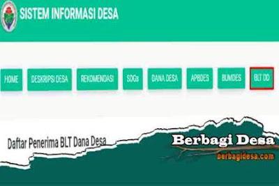 Cek Penerima BLT Dana Desa dengan mudah melalui portal SID Kemendesa. BLT Dana Desa cair Rp 300 ribu per bulan.