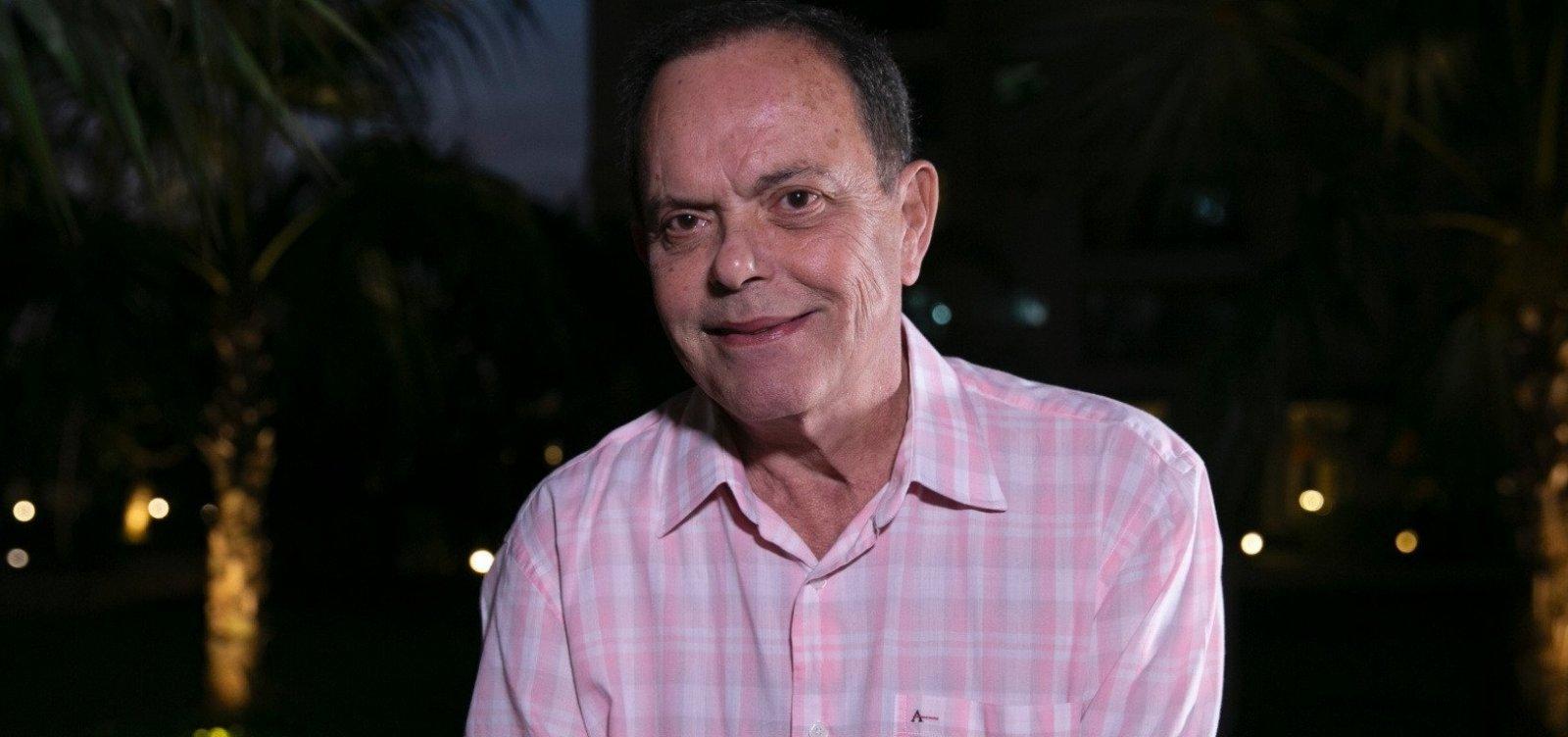 Morre aos 69 anos o apresentador Fernando Vannucci