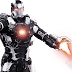 PNG Máquina de Combate (War Machine, Avengers, Civil War, Vingadores)