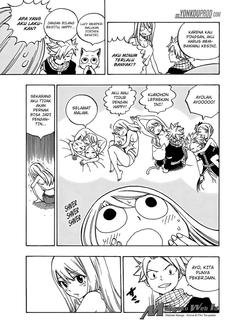 Fairy Tail – Chapter 545 : Teman yang Tak Tergantikan (TAMAT)