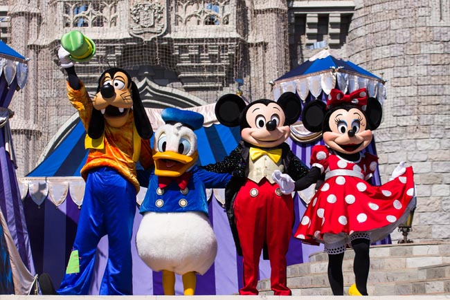 Before you go see your favorite DISNEY characters, make sure you have everything ready so that your DISNEY TRIP is fabulous!