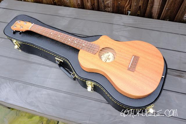 Bonaza Homestead baritone ukulele
