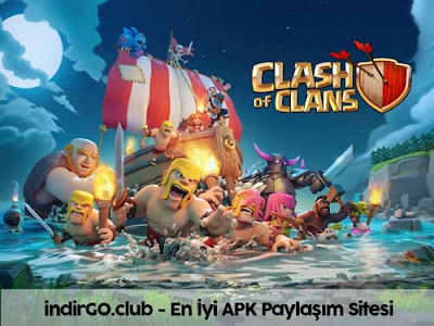 clash of clans hile apk