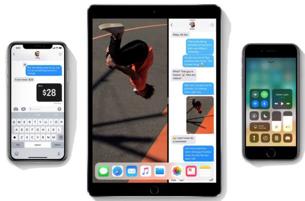 اطلقت ابل تحديثاً جديداً لنظام التشغيل iOS 11.2.5