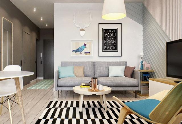 Hình ảnh bộ bàn ghế cho phòng khách nhỏ nên được lựa chọn và sắp xếp như thế nào cho hợp lý?