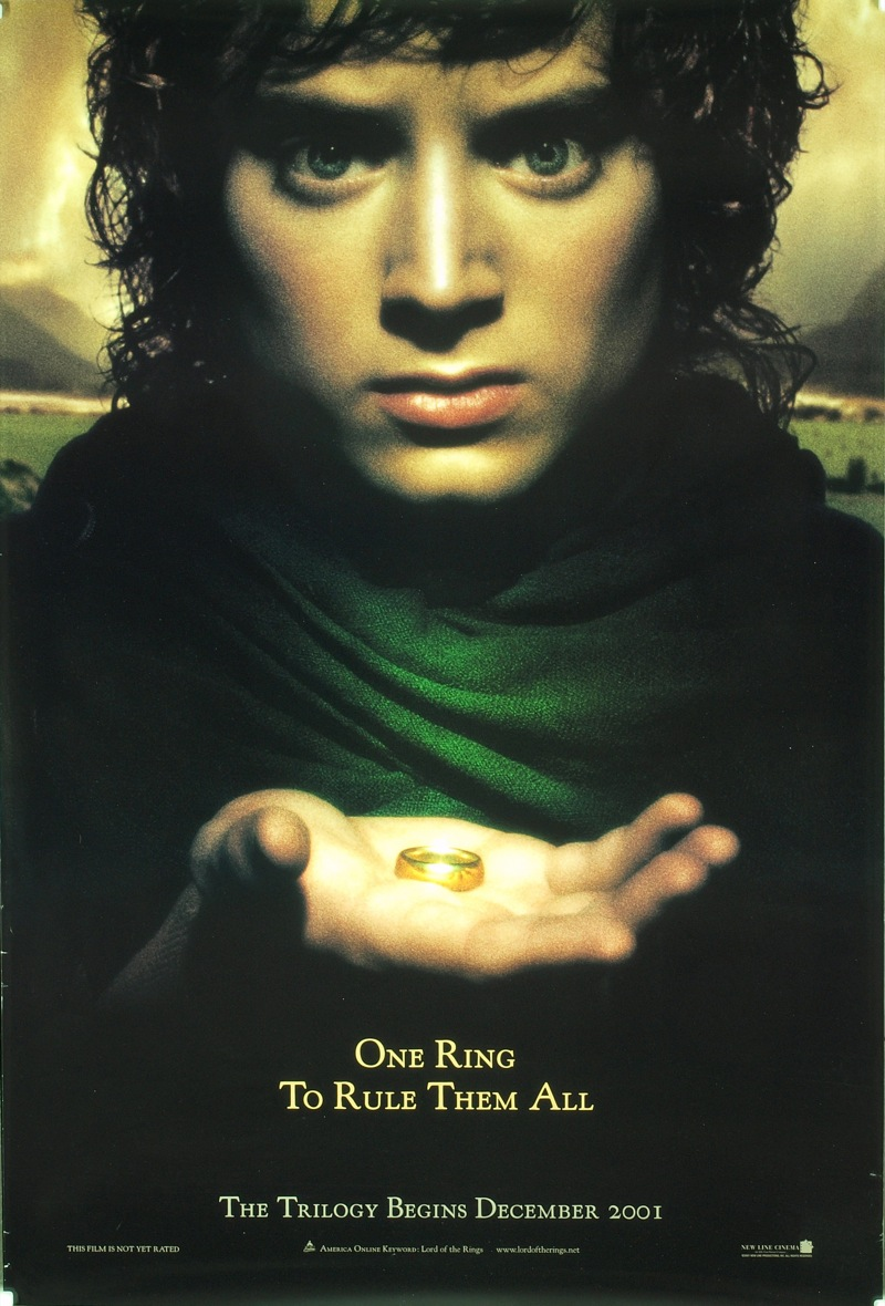 ring throwback the mordor land frodo thursday and april rings