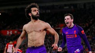 Hasil pertandingan liga inggris 2019
