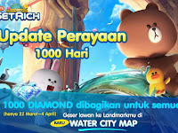 Update Baru LINE Let's Get Rich v1.9.0 Telah Tiba!
