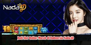 Judi Slot Online Murah di Indonesia Nada4D