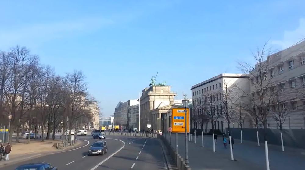 BERLIM, CAPITAL DA ALEMANHA