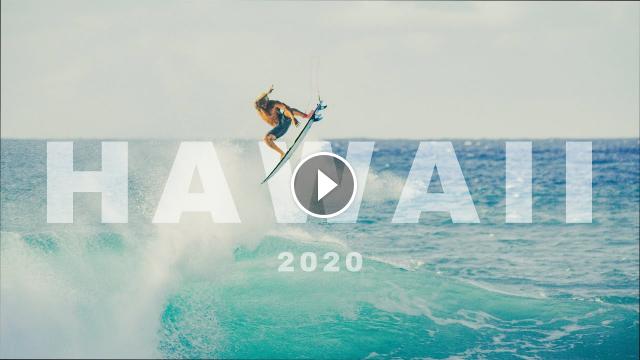 FILME DE SURF - HAWAII 2020 ITALO FERREIRA