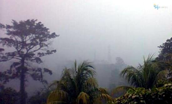 Cuaca Pemalang Siang Nanti Berpotensi Hujan Lebat, Waspadai Bencana Hidromerologi