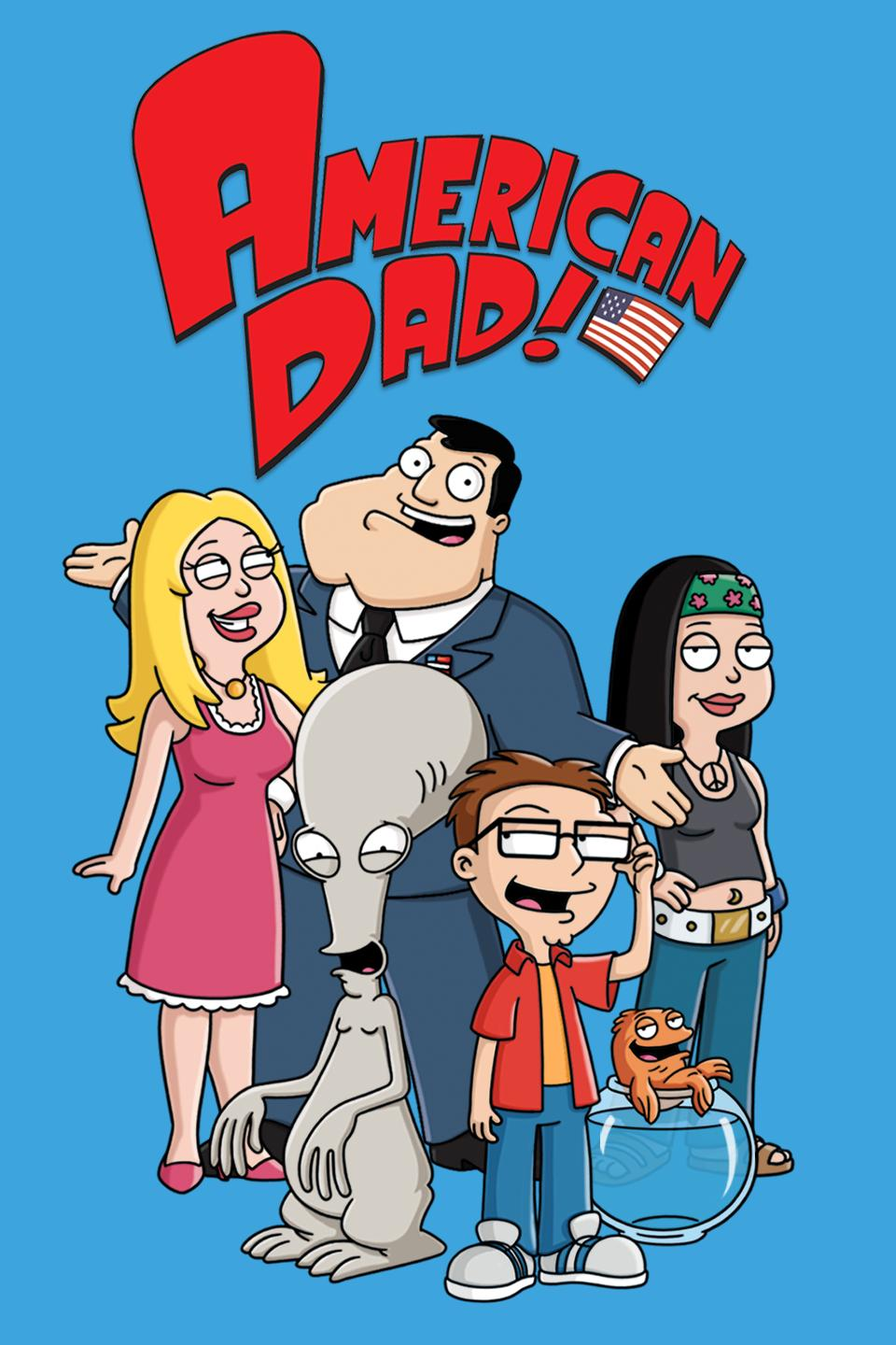 American Dad Temporada 3 Latino