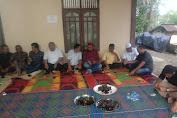 Pimpinan KPA/PA Aceh Selatan, Melayat ke Rumah Duka Alm. Yusaini Bin Mansur Ali alias Abu Yus