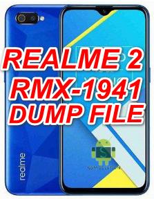 Realme C2 RMX1941 Dump File Download For Deadboot Repair,Unbrick And Logo Fix.