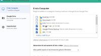 Scarica il programma di Backup di Google Drive e Foto per PC e Mac
