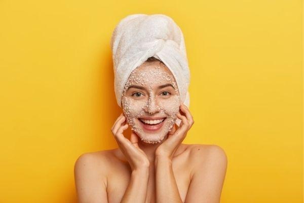 Dry skincare