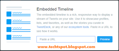 How To Add Twitter Card To Blogger 2