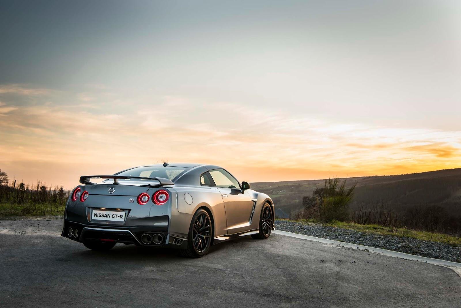Top Car Nissan GTR 2017 Wallpaper | One Stop Solution