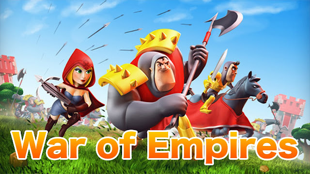 Game War Of Empires – The Mist