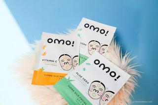 omo sheet mask