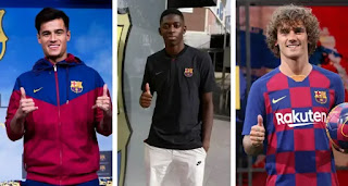 Revealed: Barcelona's top-10 most expensive signings ever