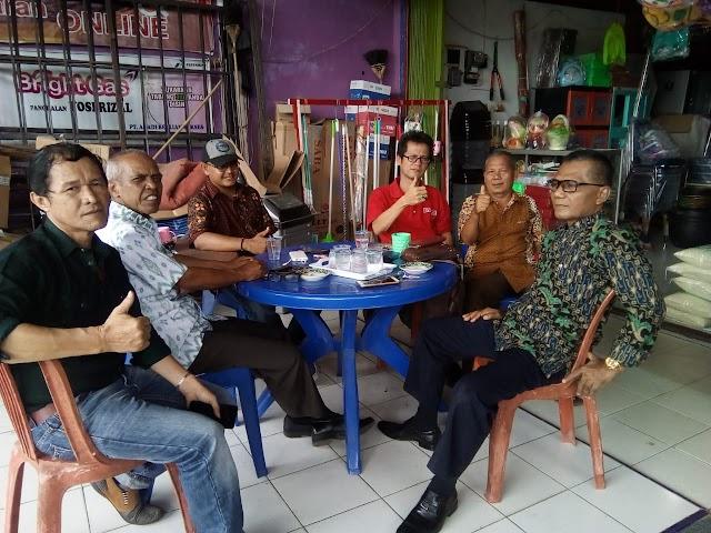 Kresponden Media Goparlement Perherat Hubungan Silaturahmi