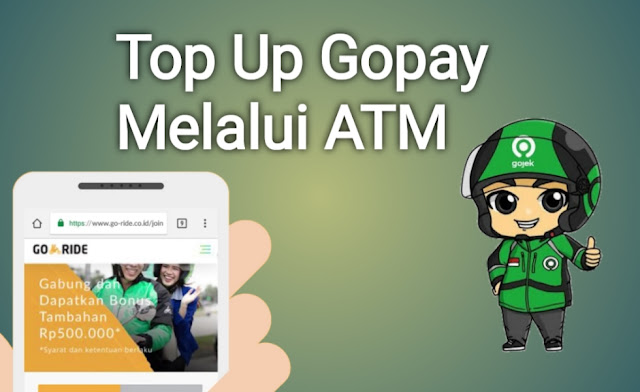 top-up-gopay