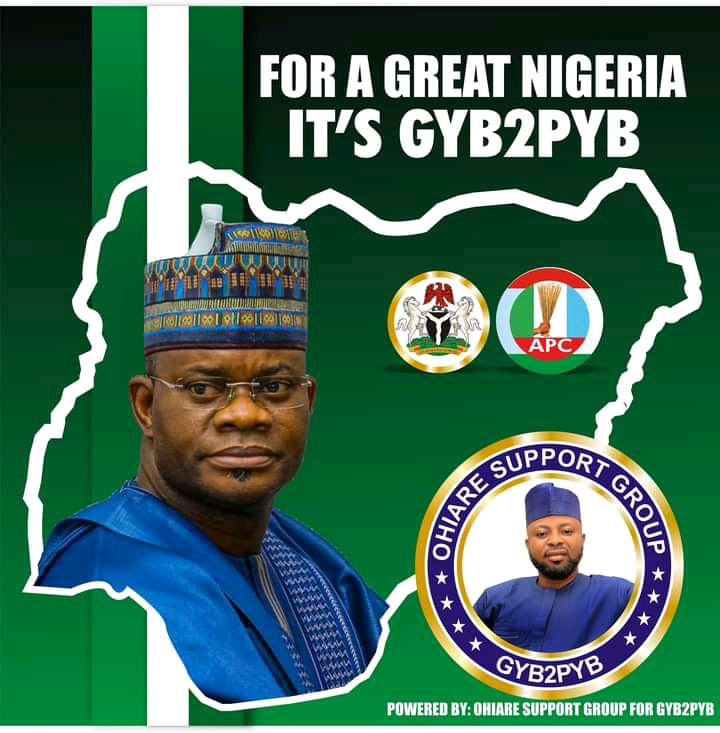 HON OHIARE THANKS HIS EXCELLENCY, GOVERNOR YAHAYA BELLO FOR MAKING KOGI AN OIL AND GAS STATE.