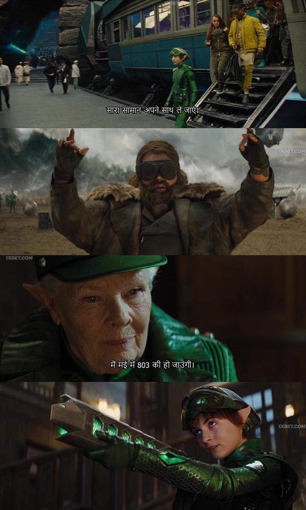 Artemis Fowl (2020) Full Movie Download In English