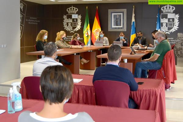 El Cabildo celebra en Breña Baja su quinto Consejo de Gobierno descentralizado
