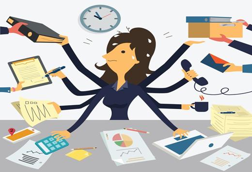 Giảm khối lượng công việc cho nhân viên