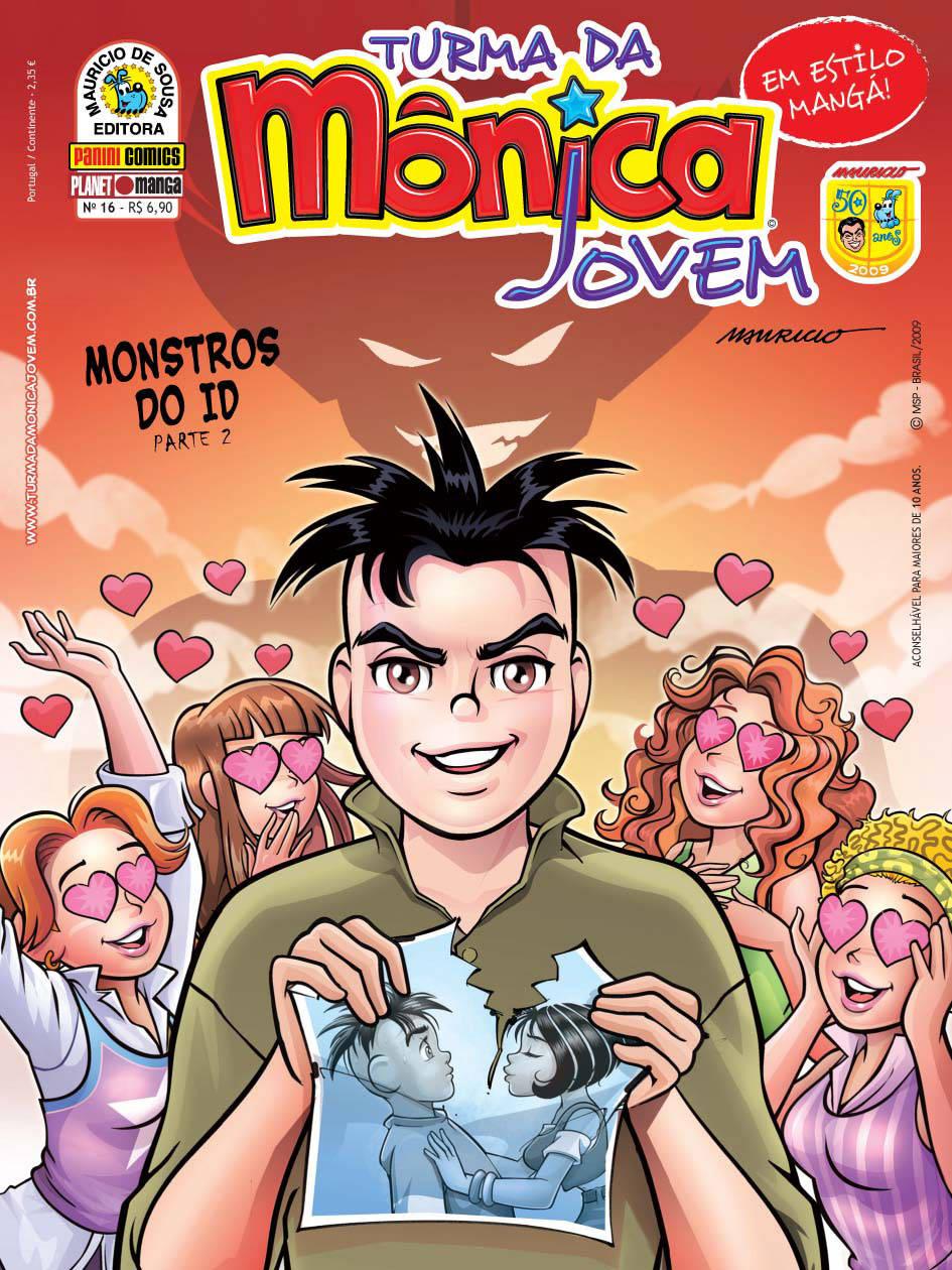 [Quadrinhos] Turma da Mônica Jovem: Monstros do Id (Resenha s/spoilers)