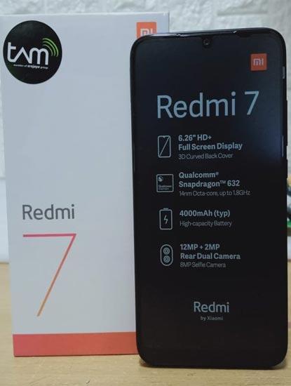 Riview Spesifikasi Xiaomi Redmi 7 RAM 3GB dan 3GB Snapdragon