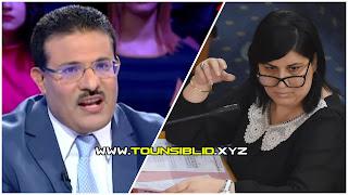"""(بالفيديو) رفيق عبد السلام: """"عبير موسي شيوعية"""""""